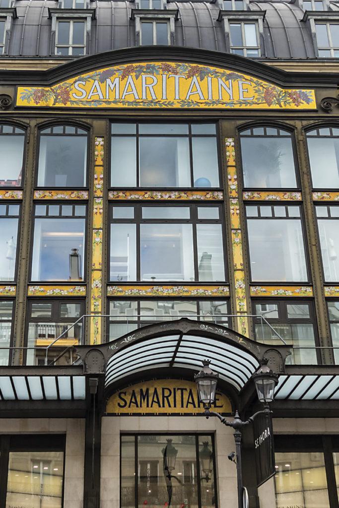 Rénovation De La Samaritaine