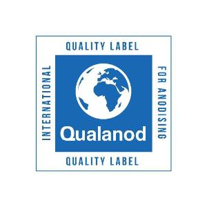 Logo Qualanod Anolaq Anodisation